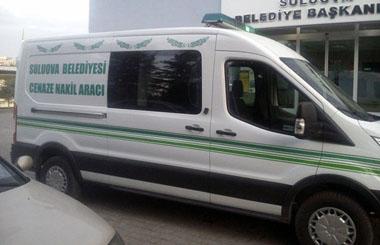 Amasya Suluova İlçesine Cenaze Nakil Aracı Teslim Edildi