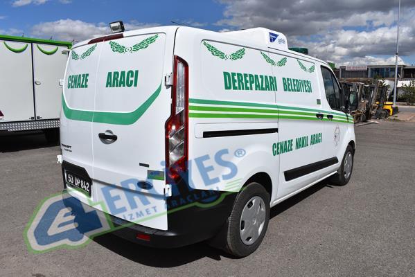 Rize Derepazarı Belediyesi'ne  Cenaze Nakil Aracı Verilmiştir