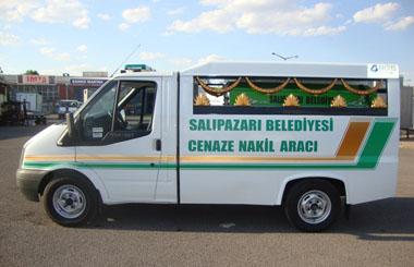 Salıpazarı Belediyesi Panelvan Yıkama ve Nakil Aracı