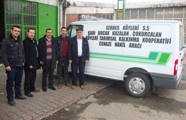 Serbes Köyleri Kadıbucak Kuzualan Çukurcaalan Köyleri Tarımsal Kalkınma Kooperatifi