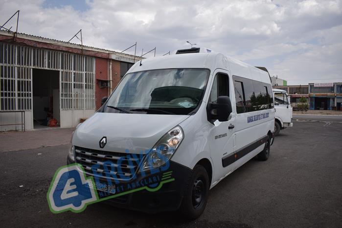 Sivas Kangal Belediyesi'ne Et Nakil Aracı Verilmişir