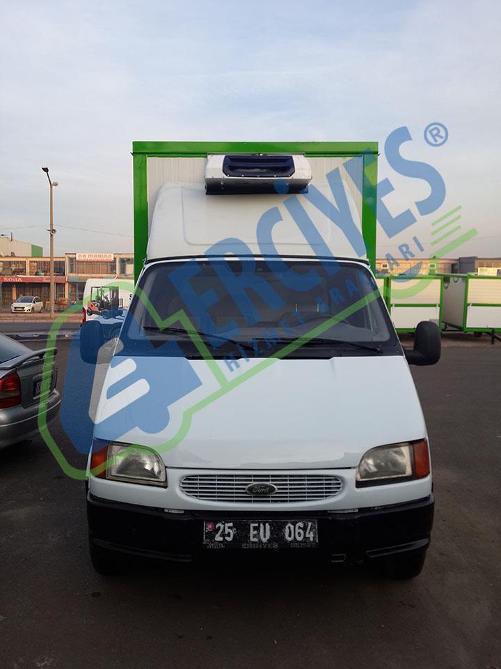 Araç Üzeri Et Nakil Aracı 9