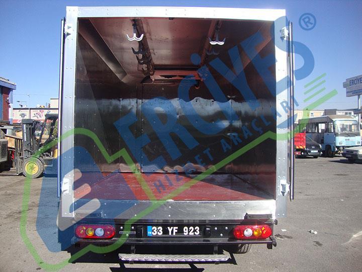 Araç Üzeri Et Nakil Aracı 11