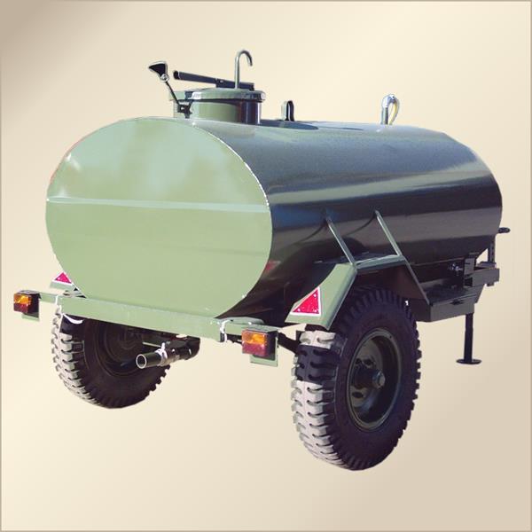 Yangın Römorklu Su Tankı 3