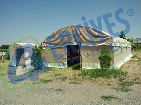 Taziye Çadırı 9